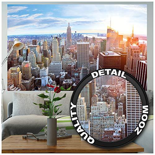 GREAT ART XXL Poster – New York City Skyline –...