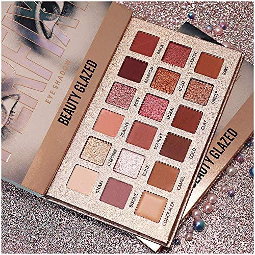 Beauty Blazed 18 Farben Lidschatten Palette Set...