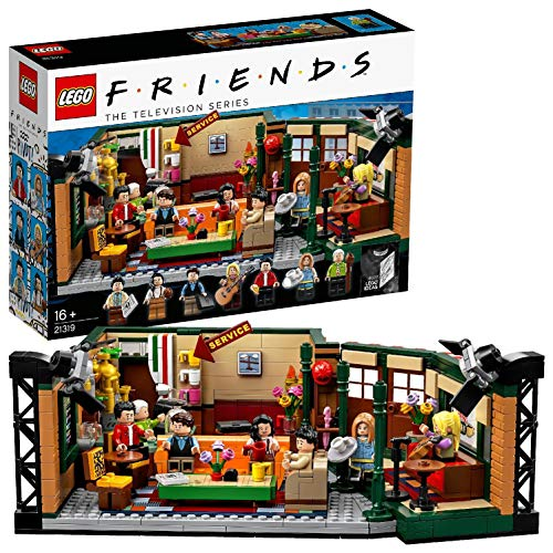 LEGO Ideas 21319 - FRIENDS Central Perk Café,...