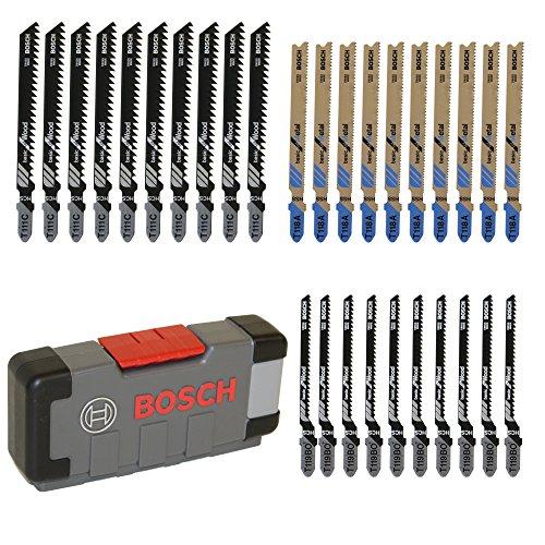 Bosch Professional 30tlg. Stichsägeblatt Set...